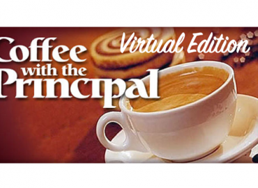 "Virtual ""Coffee with the Principal"" for parents"