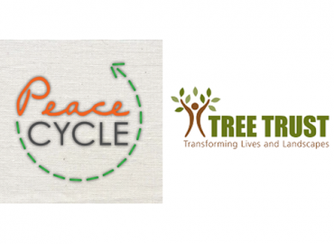 April Under the Cross Partners: Tree Trust and Peace Cycle