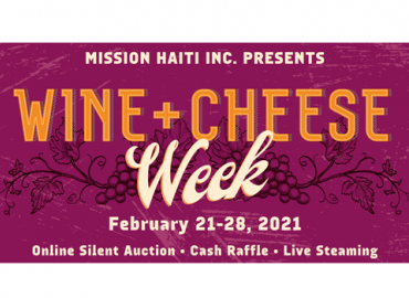 Wine & Cheese Week Fundraiser 2021
