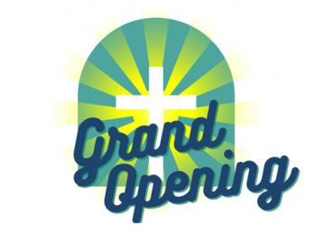 GRAND OPENING MAY 2021