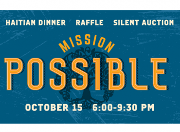 OCTOBER UNDER THE CROSS PARTNER: MHI MISSION POSSIBLE