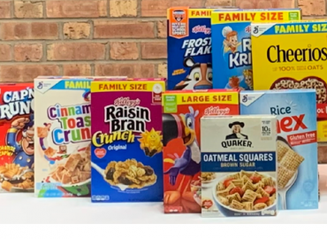 Annunciation Parish Cereal Drive